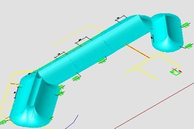 三维电气接线模拟软件